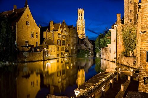 Vẻ đẹp 'nghiêng thành' của Bruges – Miền xứ sở ngọt ngào nhất thế giới - anh 3