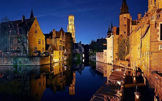 Vẻ đẹp 'nghiêng thành' của Bruges – Miền xứ sở ngọt ngào nhất thế giới - anh 5