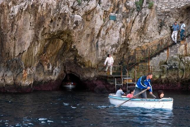 Vẻ đẹp đầy mê hoặc của ngọc đảo Capri vùng Địa Trung Hải - anh 8