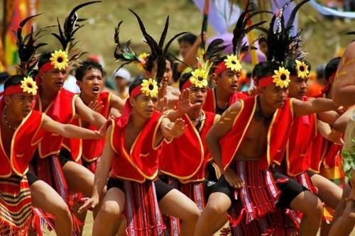 Ngắm Philippines đầy màu sắc trong lễ hội hoa xuân Panagbenga - anh 8