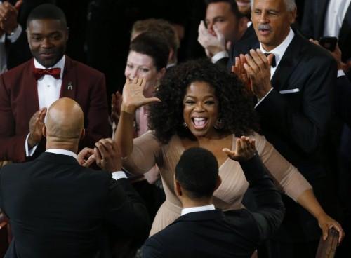 Những khoảnh khắc ấn tượng nhất tại Lễ trao giải Oscar 2015 - anh 5