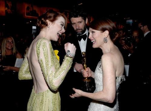 Những khoảnh khắc ấn tượng nhất tại Lễ trao giải Oscar 2015 - anh 7