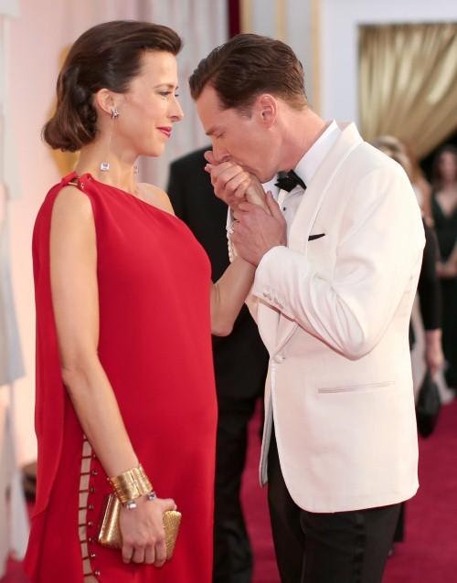 Những khoảnh khắc ấn tượng nhất tại Lễ trao giải Oscar 2015 - anh 11
