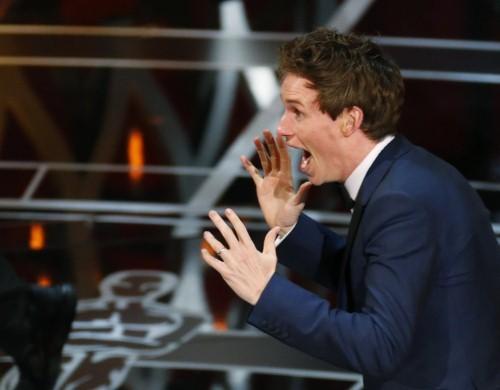 Những khoảnh khắc ấn tượng nhất tại Lễ trao giải Oscar 2015 - anh 4