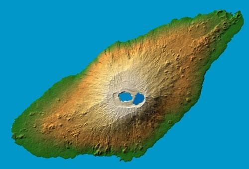 Vẻ đẹp thiên đường của những hồ núi lửa trên Trái đất - anh 19