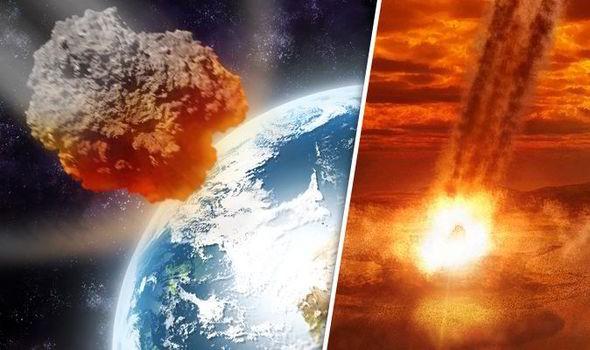 NASA cảnh báo: Trái đất sắp bị thiên thạch 1000m lao vào với tốc độ 10.281 mét/giây - anh 1