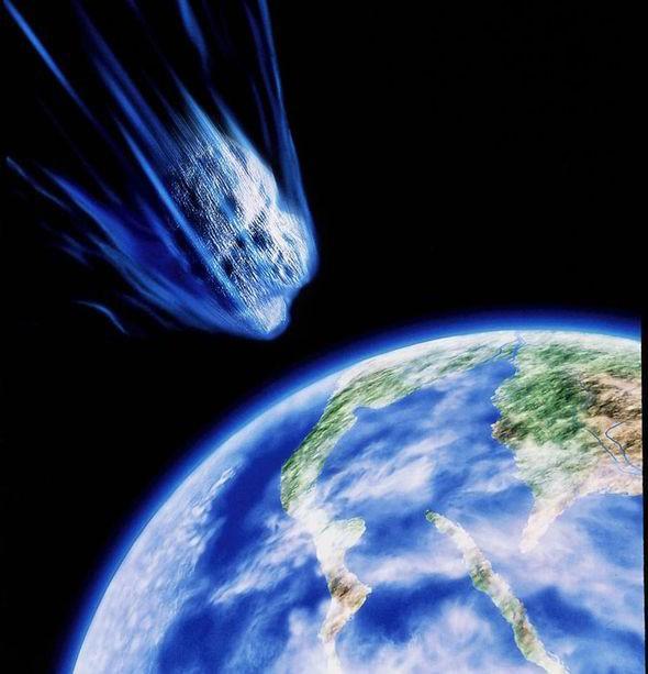 NASA cảnh báo: Trái đất sắp bị thiên thạch 1000m lao vào với tốc độ 10.281 mét/giây - anh 2