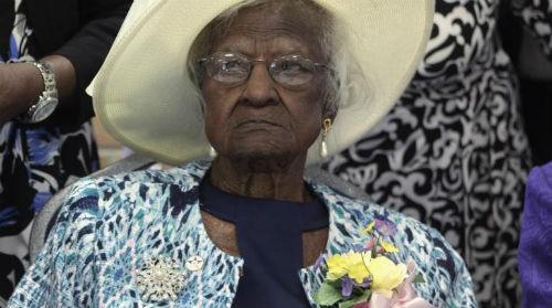 Cụ bà Misao Okawa sống thọ nhất thế giới qua đời ở tuổi 117 - anh 4