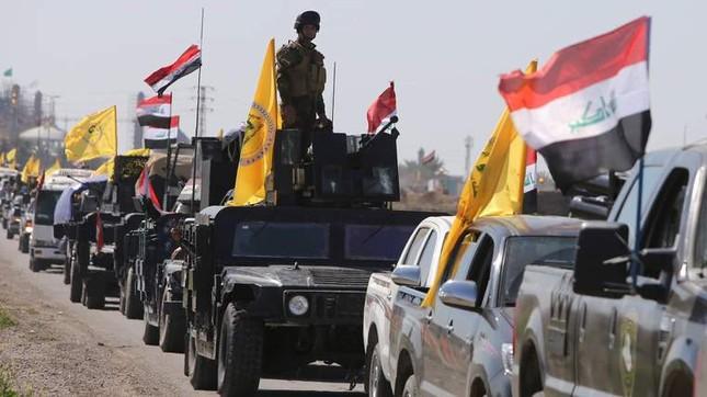Iraq: Thành phố Tikrit hoàn toàn giải phóng trước khủng bố IS - anh 2
