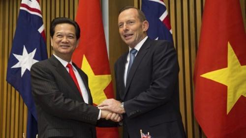 Việt Nam – Australia: Tăng cường quan hệ Đối tác toàn diện - anh 1