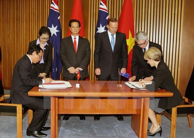 Việt Nam – Australia: Tăng cường quan hệ Đối tác toàn diện - anh 2