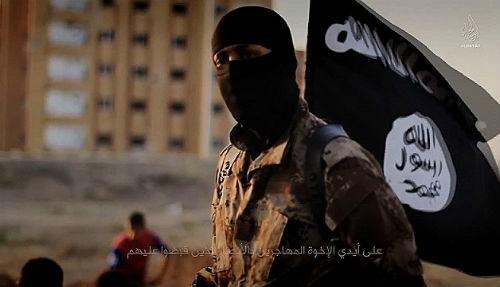 31 nhóm thánh chiến xin trung thành cùng Khủng bố IS - anh 2