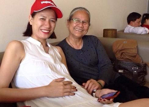 Hot: Trang Trần mang thai với bạn trai người Huế - anh 2