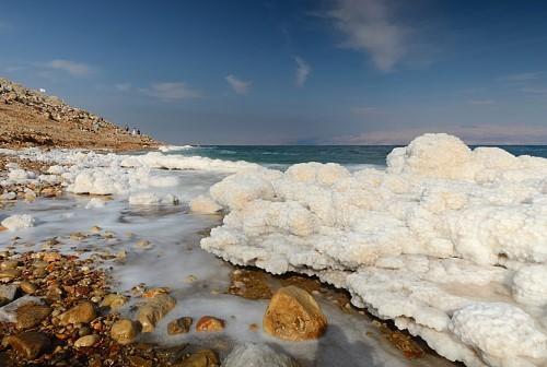 Những bí mật còn ẩn chứa tại Biển Chết - anh 1