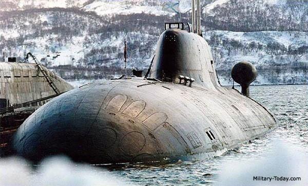TOP 10 tàu ngầm tấn công đáng sợ nhất hành tinh - anh 7