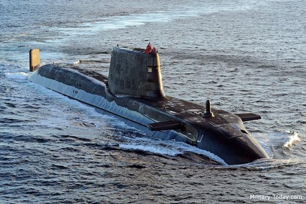 TOP 10 tàu ngầm tấn công đáng sợ nhất hành tinh - anh 3
