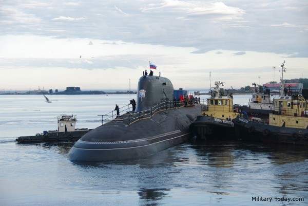 TOP 10 tàu ngầm tấn công đáng sợ nhất hành tinh - anh 4
