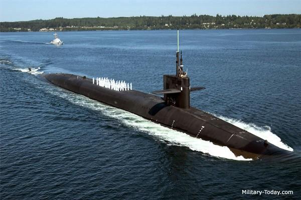 TOP 10 tàu ngầm tấn công đáng sợ nhất hành tinh - anh 9