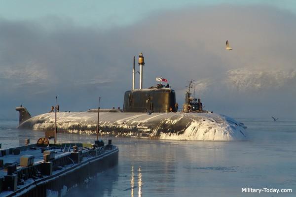 TOP 10 tàu ngầm tấn công đáng sợ nhất hành tinh - anh 10