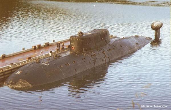 TOP 10 tàu ngầm tấn công đáng sợ nhất hành tinh - anh 5