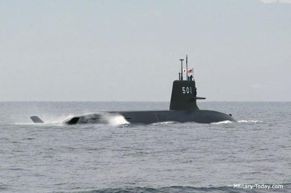 TOP 10 tàu ngầm tấn công đáng sợ nhất hành tinh - anh 8
