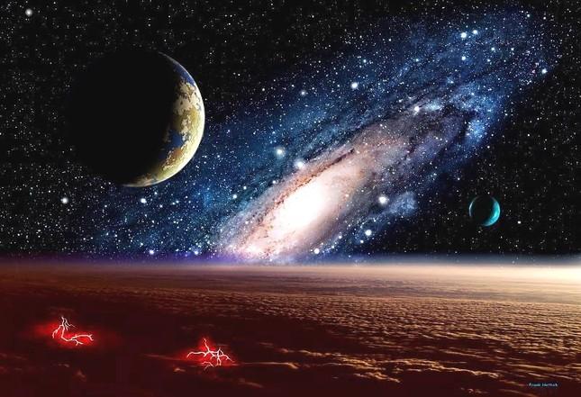 NASA: Sẽ tìm thấy bằng chứng sự sống ngoài Trái đất năm 2025 - anh 1