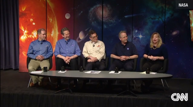 NASA: Sẽ tìm thấy bằng chứng sự sống ngoài Trái đất năm 2025 - anh 3