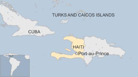 Chìm thuyền ở Haiti, 38 người gặp nạn thảm khốc - anh 2