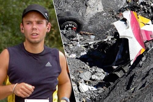 Vụ máy bay Germanwings rơi: Cơ phó cố tình đánh thuốc cơ trưởng - anh 1