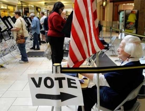 Bầu cử Tổng thống Mỹ diễn ra như thế nào? - anh 1