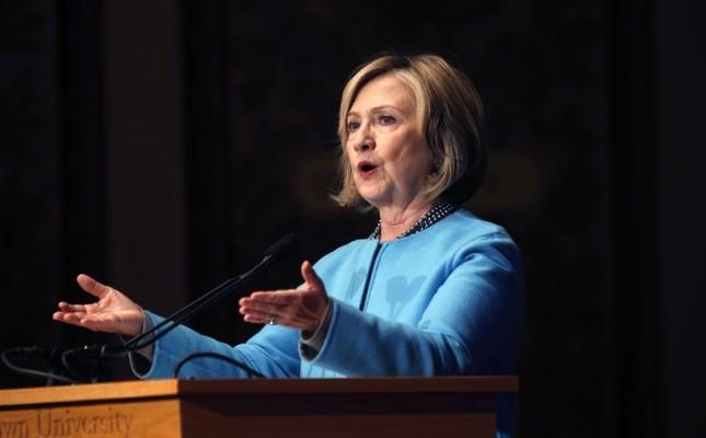 Hillary Clinton sẽ là nữ Tổng thống đầu tiên của nước Mỹ? - anh 2