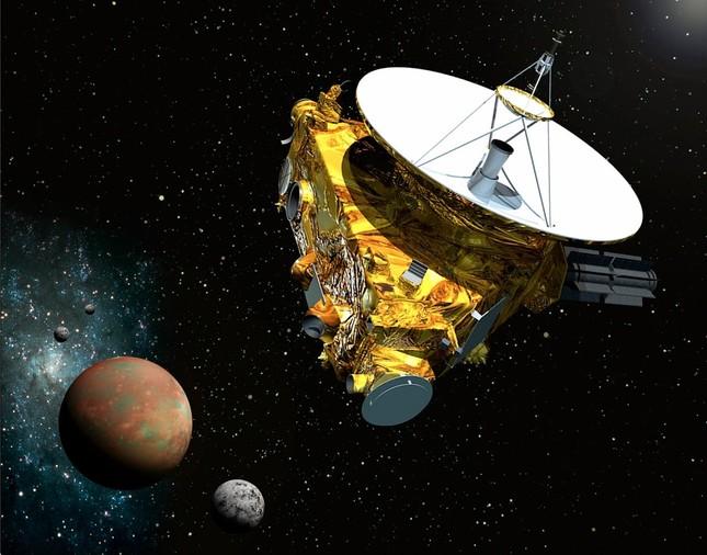 Phát hiện: NASA chụp được ảnh màu đầu tiên của sao Diêm vương - anh 3