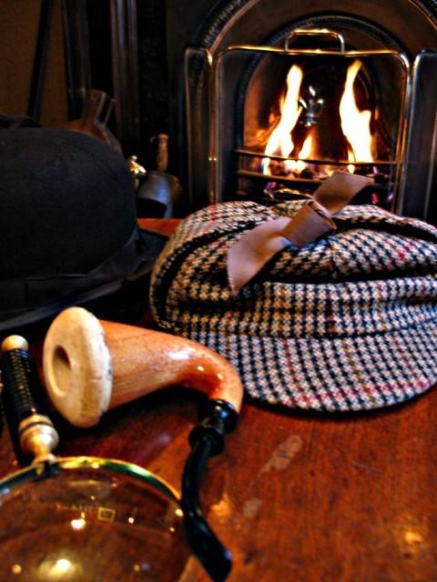 Cuộc đời Conan Doyle và tuyệt phẩm trinh thám Sherlock Holmes - anh 5
