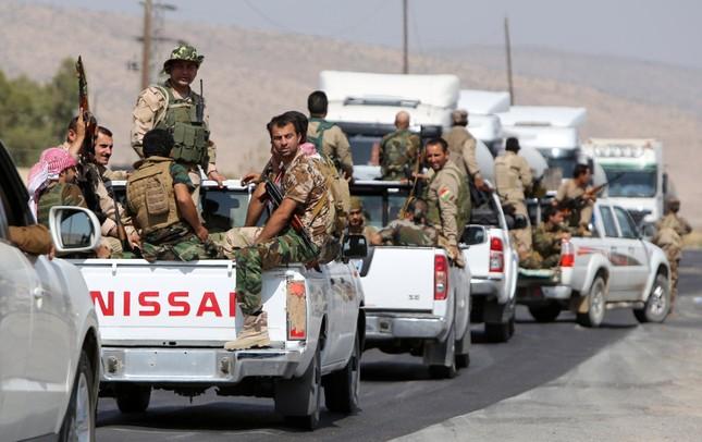 Phiến quân IS mất kiểm soát 1/3 lãnh thổ Iraq - anh 2