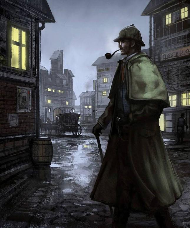 Cuộc đời Conan Doyle và tuyệt phẩm trinh thám Sherlock Holmes - anh 1