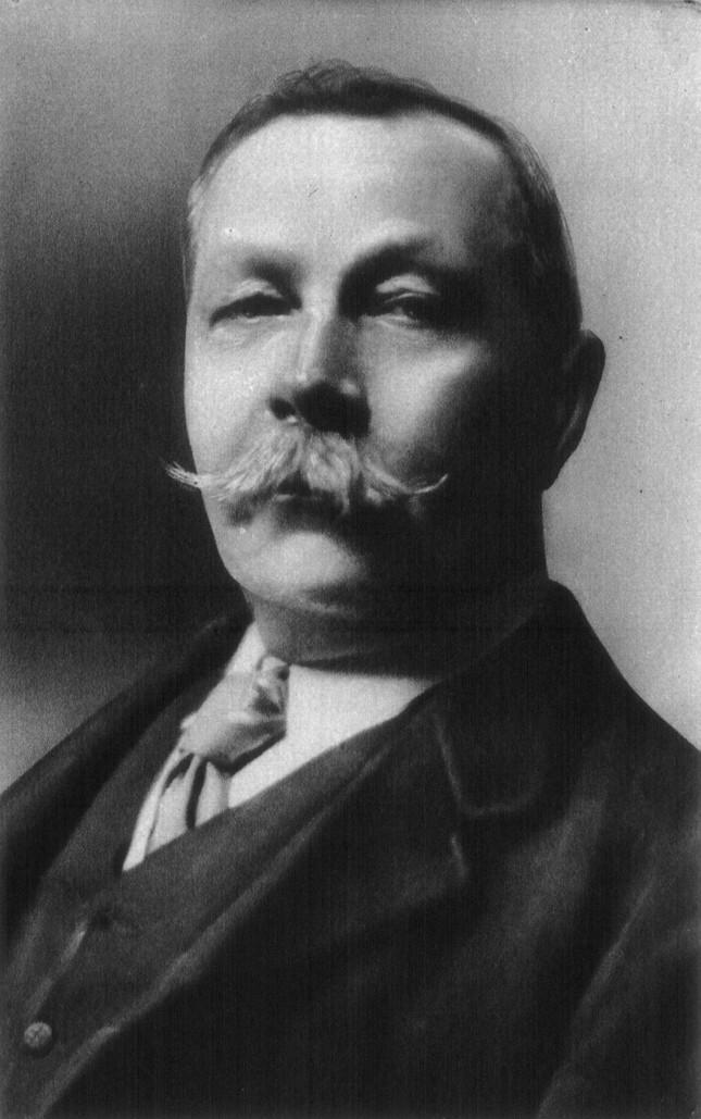 Cuộc đời Conan Doyle và tuyệt phẩm trinh thám Sherlock Holmes - anh 2