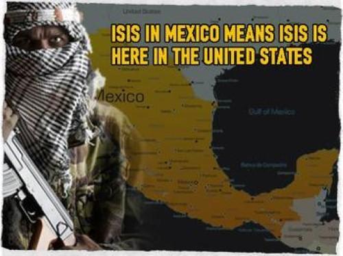 IS cấu kết với băng đảng Mexico, lập hang ổ sát nách Mỹ - anh 1