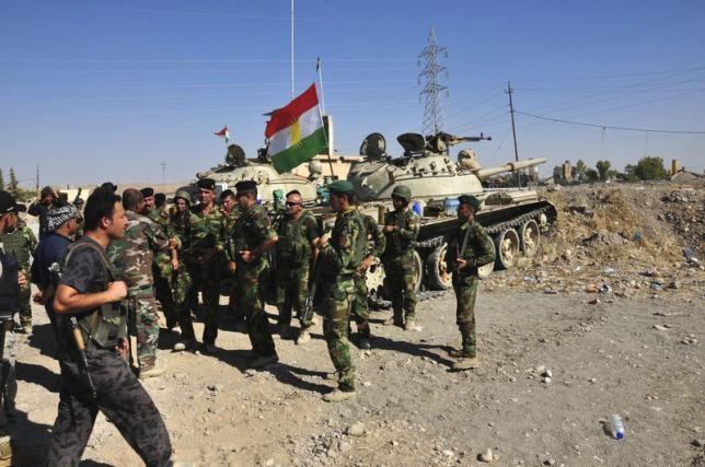 Iraq giết chết 160 phiến quân IS, tái chiếm 2 thị trấn miền Bắc - anh 1