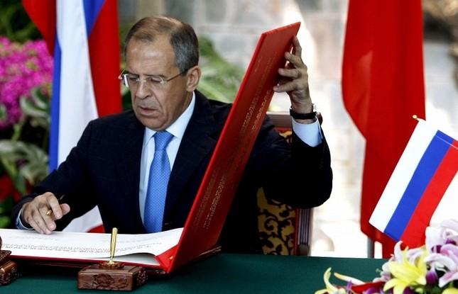Nga – Trung tăng cường hợp tác quân sự mạnh mẽ hơn bao giờ hết - anh 2