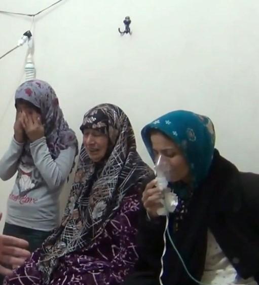 Vụ tấn công khí độc Clo tại Syria: Tiêu diệt mầm sống tương lai - anh 2