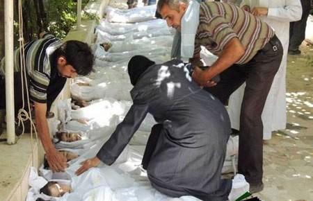Vụ tấn công khí độc Clo tại Syria: Tiêu diệt mầm sống tương lai - anh 1