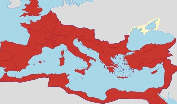 Những đế chế hùng mạnh nhất, hưng thịnh nhất trong lịch sử - anh 4