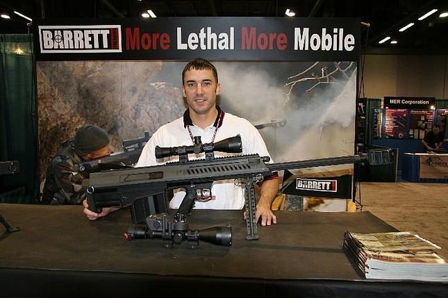 Những súng bắn tỉa 'sát thủ' nhất thế giới - anh 1