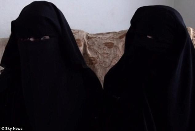 Nỗi ám ảnh kinh hoàng của cô dâu thánh chiến IS - anh 2