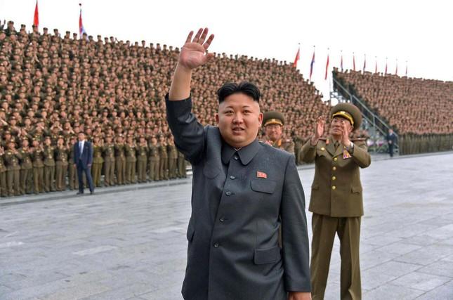 Ông Kim Jong-un lần đầu tiên công du sau 4 năm cầm quyền - anh 1