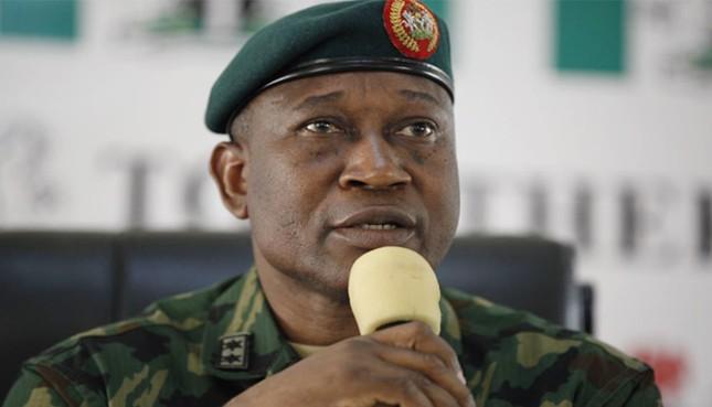 Thủ lĩnh Boko Haram chết thảm sau vụ đấu súng tại Nigeria - anh 1