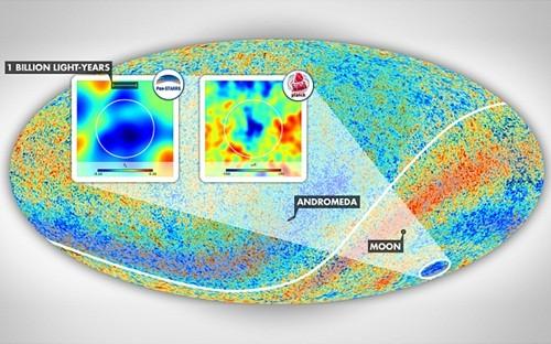 NASA: Phát hiện cấu trúc siêu rỗng 'đại khổng lồ' trong vũ trụ - anh 2