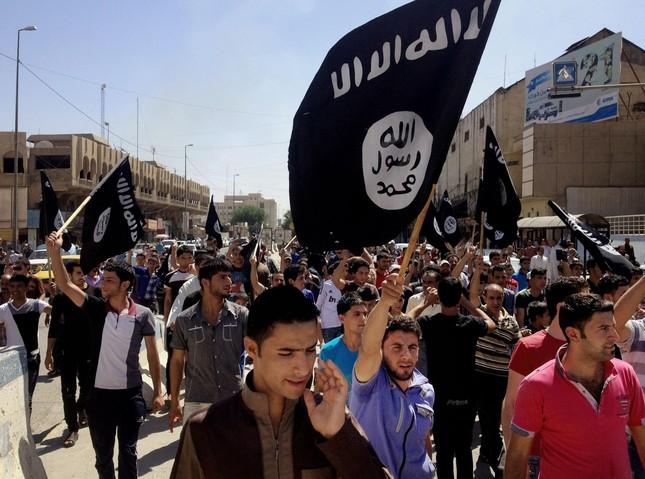 Mỹ: Tội ác IS lan nhanh như mầm bệnh virus - anh 1