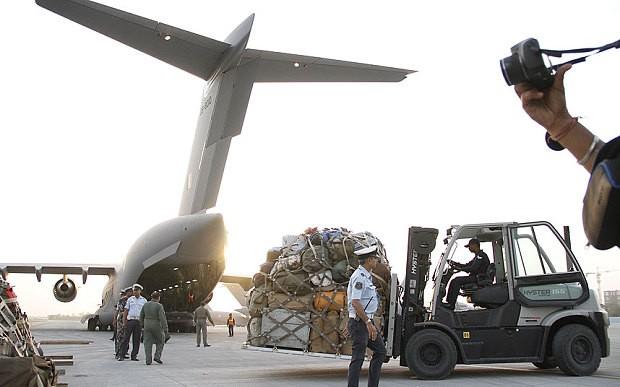 Thế giới viện trợ khẩn cấp, chung tay giúp đỡ nạn nhân động đất Nepal - anh 2