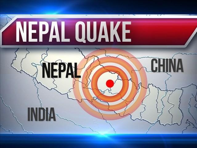 Toàn cảnh trận động đất kinh hoàng ở Nepal, hơn 6.000 người thương vong [Photos] - anh 12